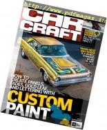 Car Craft - April 2017