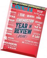 Chemical & Engineering News - 19 December 2016