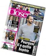 Closer France - 20 au 26 Janvier 2017