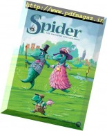 Spider Magazine - January 2017
