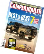 Camper Trailer Australia - Issue 110, 2017