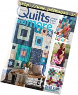 Quilts and More - Spring 2017