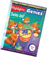 Highlights Genies - January 2017
