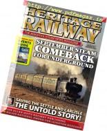 Heritage Railway - 13 January 2017