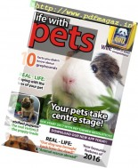 Life With Pets - January-March 2017
