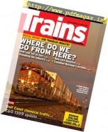 Trains - March 2017