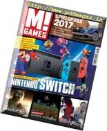 M! Games Germany - Februar 2017