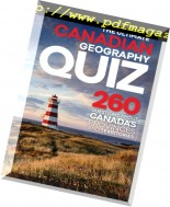Canadian Geographic - The Ultimate Canadian Geography Quiz 2017