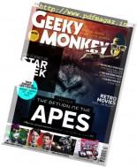 Geeky Monkey - February 2017