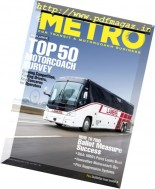 Metro Magazine - January-February 2017