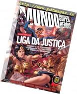 Mundo dos Super-Herois - Janeiro 2017