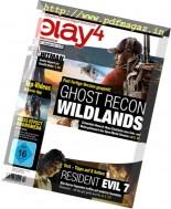 Play4 Germany - Marz 2017