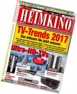 Heimkino - Marz-April 2017