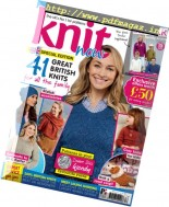Knit Now  - Issue 70, 2017