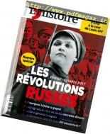 L'Histoire - Fevrier 2017