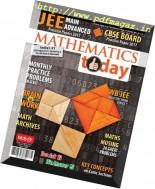Mathematics Today - February 2017