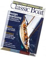 Classic Boat - March 2017