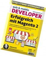 Web und Mobile Developer Germany - Februar 2017