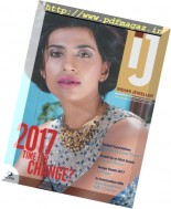 Indian Jeweller - December 2016 - January 2017