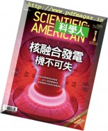 Scientific American - Traditional Chinese - February 2017