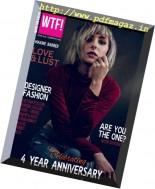 WTF! Magazine - February 2017