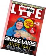 Match Fishing Live - Issue 15, 2017