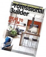 Professional Builder - February 2017