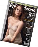 Rolling Stone Mexico - Febrero 2017