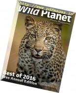 Wild Planet Photo - Annual 2016
