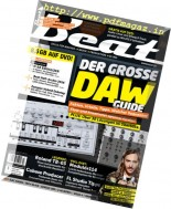 Beat Magazin - Marz 2017