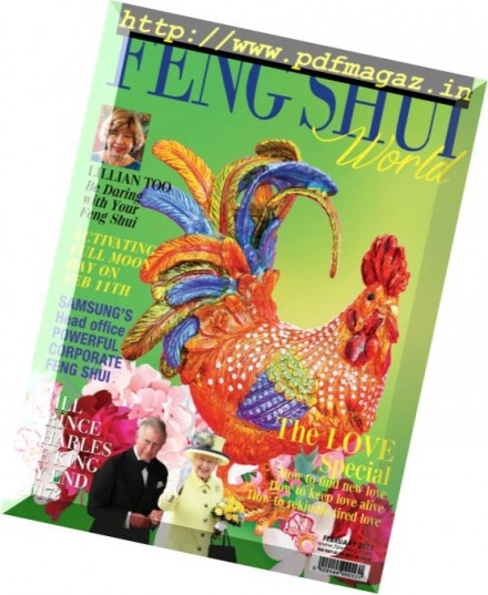 Feng Shui World – February 2017