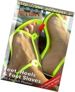 Foot Fetish Magazine - Issue 1, 2017