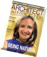 Architect and Interiors India - February 2017