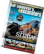 Earthmovers & Excavators - Issue 329, 2017