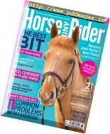Horse & Rider UK - Spring 2017