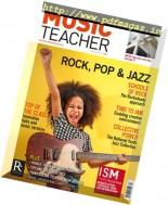 Music Teacher - February 2017
