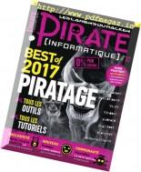 Pirate Informatique - Fevrier-Avril 2017