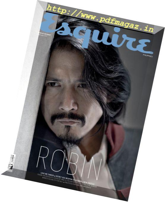 Esquire Magazine Philippines Pdf