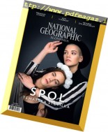 National Geographic Slovenia - Januar 2017