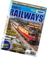 Todays Railways Europe - January 2017