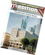 Immobilienmanager Edition Frankfurt - Rhein-Main - Nr.1-2 2017