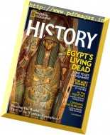 National Geographic History - March-April 2017