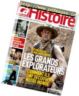 Ca M'Interesse Histoire - Mars-Avril 2017