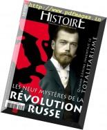 Le Figaro Histoire - Fevrier-Mars 2017
