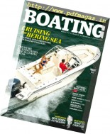 Boating - March 2017