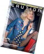 Caution Magazine - Outono-Inverno 2016-2017
