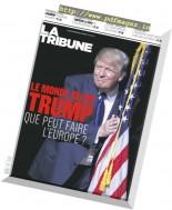 La Tribune - 9 au 15 Fevrier 2017