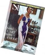 L'Express Style - 8 au 14 Fevrier 2017