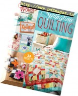 Quilter's World - Springtime Quilting - May 2017