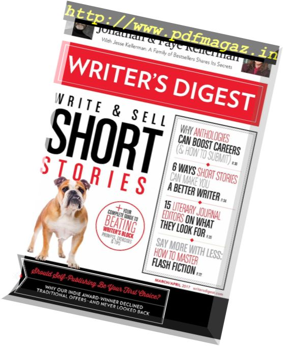 Writer's Digest – March-April 2017